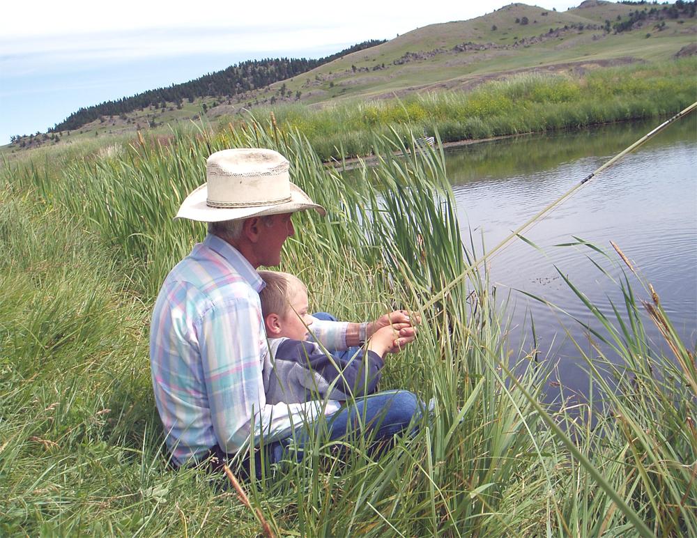 Pescatori crescono for Laghetti ornamentali